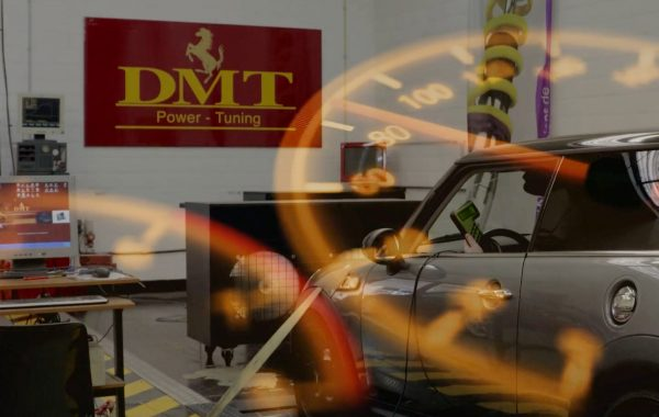 DMT chiptuning Mini Cooper