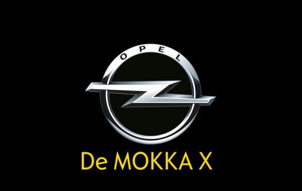Opel Mokka X Event